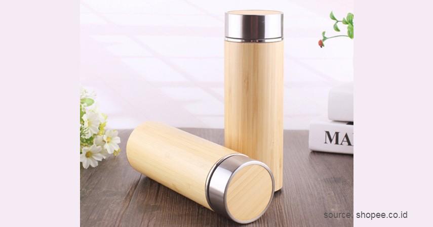 Botol Bambu - Peluang Bisnis Kerajinan Bambu