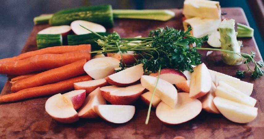 Buah dan Sayuran - Menu Sahur Sehat untuk Bulan Puasa