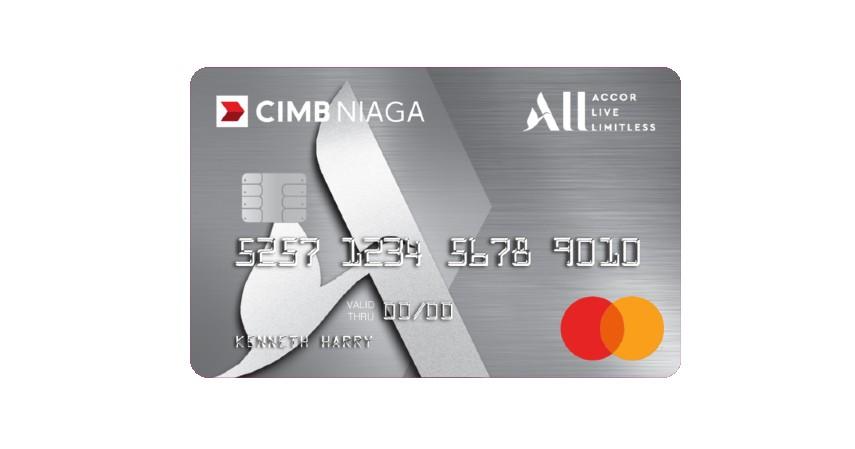 CIMB Niaga Platinum ALL Accor Live - Ini Biaya Tahunan dan Admin Kartu Kredit CIMB Niaga 2021 Te