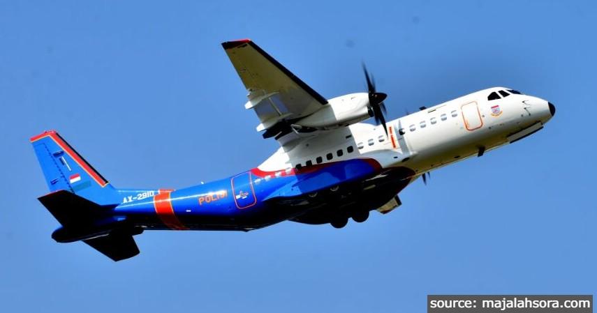 CN-295 - 9 Pesawat Buatan Indonesia Terbaik