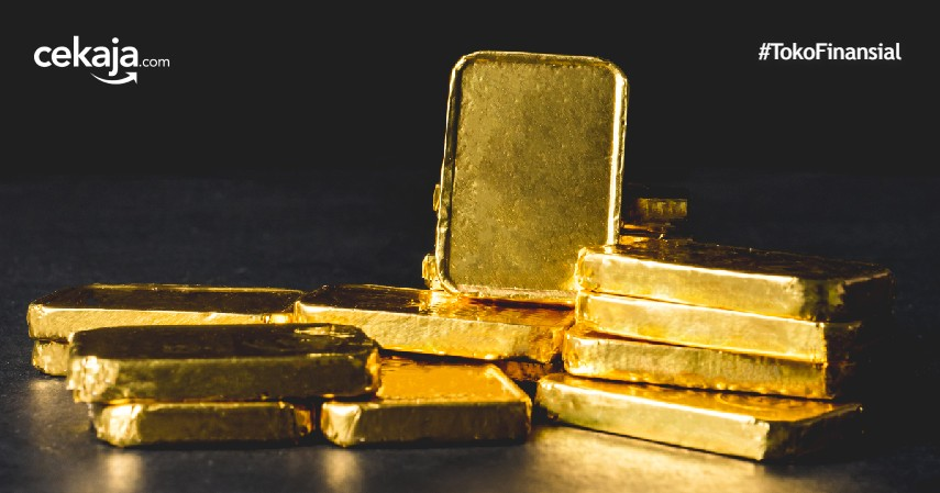 5 Cara Investasi Emas Batangan yang Menguntungkan dan Aman
