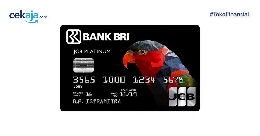 Cara Mengajukan Kartu Kredit BRI JCB Platinum secara Online