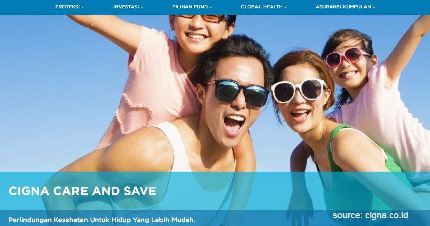 Cigna Care and Save - Asuransi Kesehatan dari Cigna