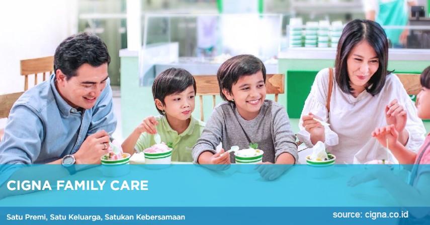 Cigna Family Care - Asuransi Kesehatan dari Cigna