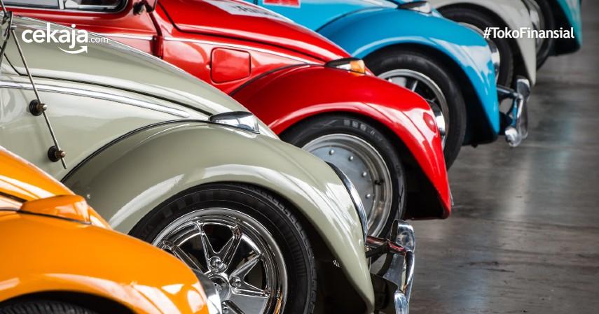 10 Daftar Mobil Klasik Terpopuler di Indonesia, Salah Satunya Mobil Mr. Bean!