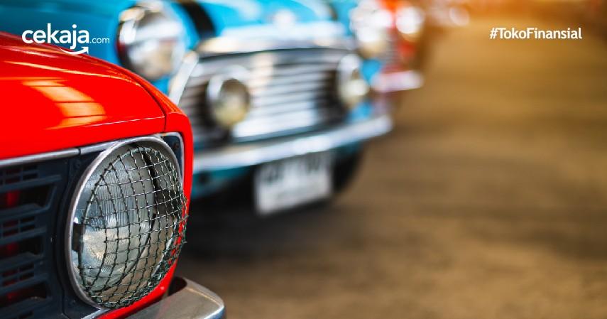 Deretan Mobil Antik Milik Artis Indonesia, Salah Satunya Toyota Trueno