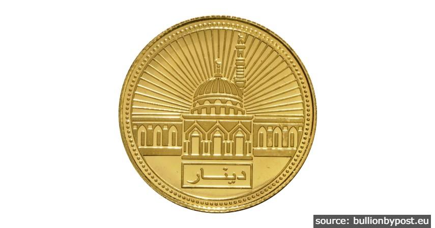 Dinar Emas - Jenis-jenis Emas untuk Investasi