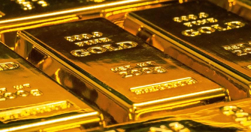 Emas Batangan - Jenis-jenis Emas untuk Investasi