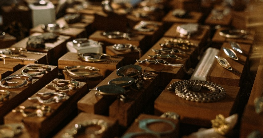 Emas Kuno - Jenis-jenis Emas untuk Investasi