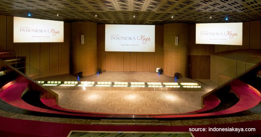 Galeri Indonesia Kaya - Tempat Ngabuburit Gratis di Jakarta