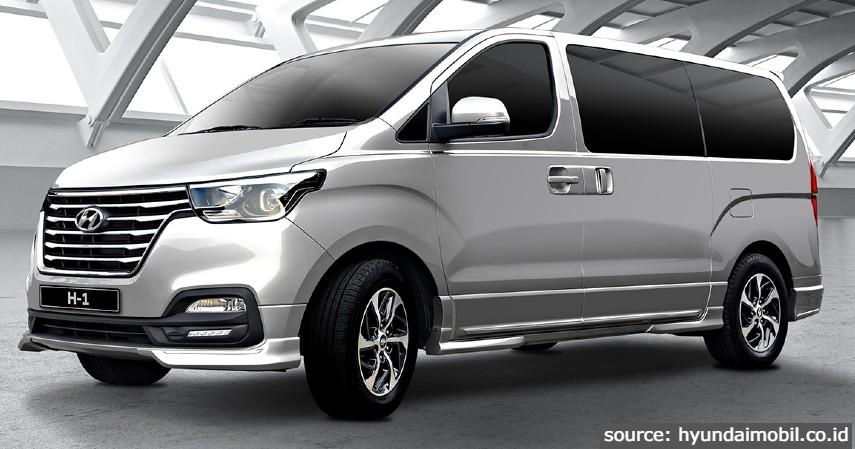 H-1 - 6 Jenis Mobil Hyundai di Indonesia Terbaru 2021 Beserta Daftar Harganya