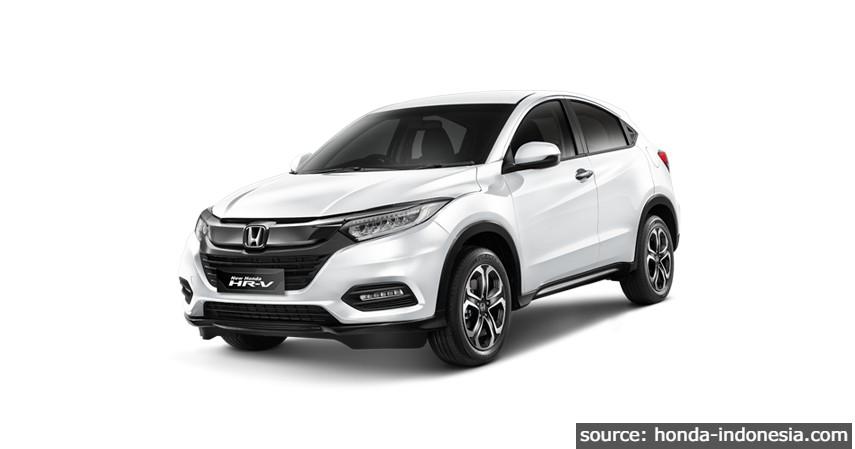 Honda HRV - Mobil Terlaris Di Indonesia Setelah Ada PPnBM