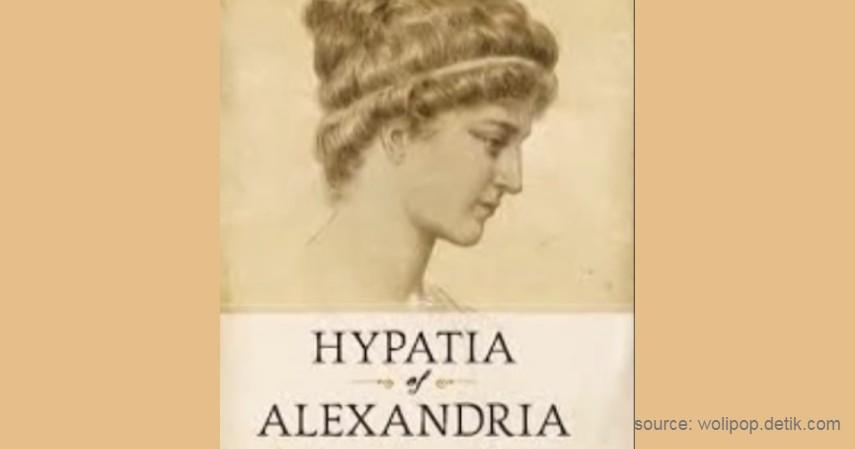 Hypatia - Wanita Dengan IQ Tertinggi