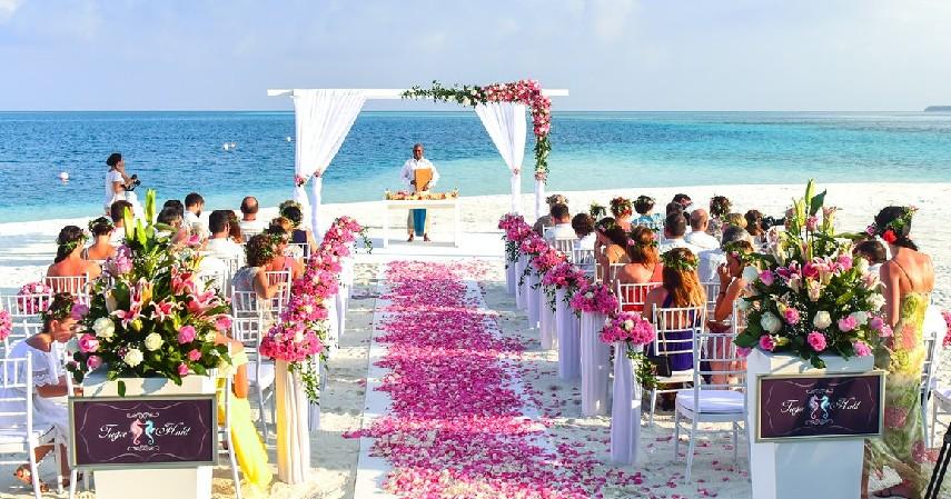 Intimate Wedding - 3 Ide Resepsi Pernikahan Ketika Pandemi