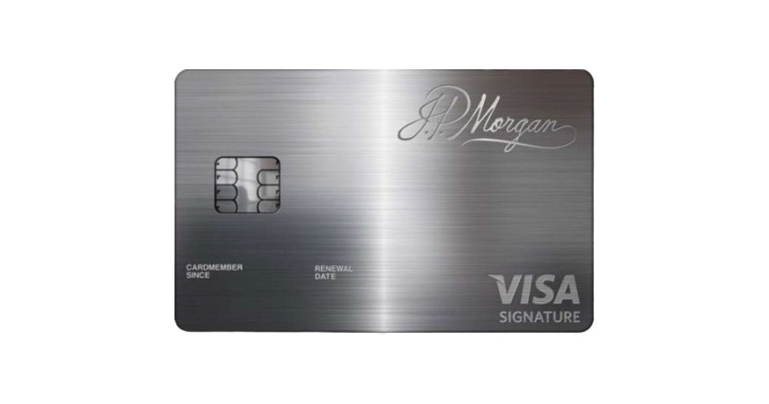 JP Morgan Reserve Palladium Card - 6 Kartu Kredit Paling Terkenal di Dunia