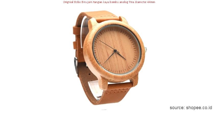 Jam Tangan Bambu - Peluang Bisnis Kerajinan Bambu