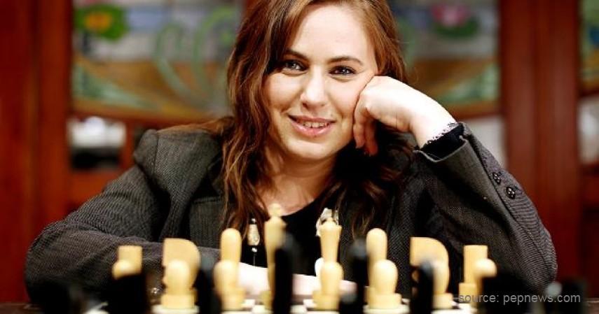 Judit Polgar - Wanita Dengan IQ Tertinggi
