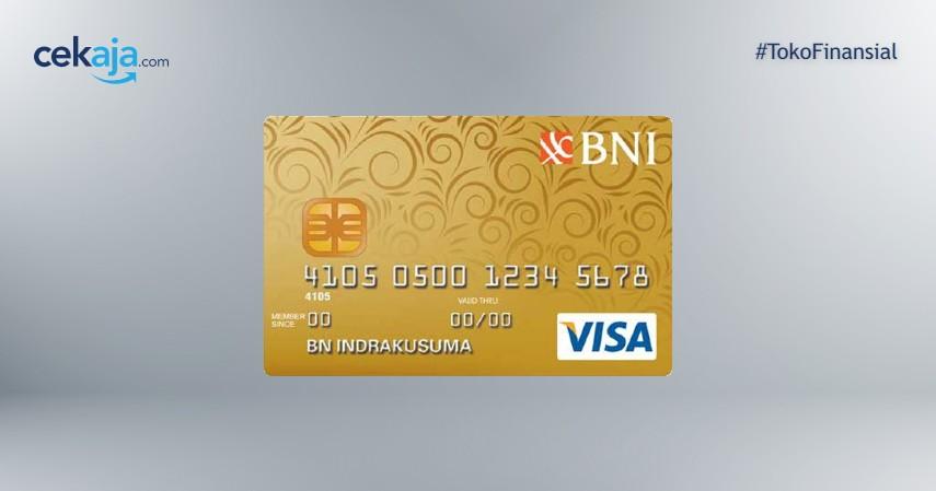 7 Keunggulan Kartu Kredit BNI Visa Gold yang Bisa Kita Dapatkan Saat Memilikinya