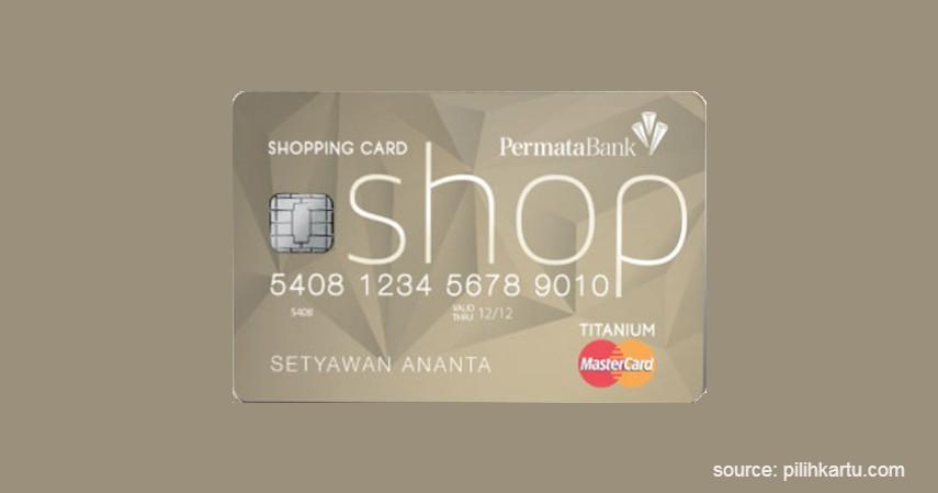 Keuntungan Belanja Kartu Kredit Permata Shopping Card