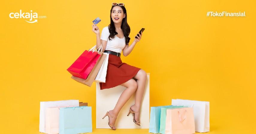 Keuntungan Belanja dengan Kartu Kredit Permata Shopping Card, Dijamin Hemat pakai Cashback 5%!