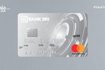 Keuntungan Kartu Kredit BRI Easy Card, Belanja Kebutuhan Lebaran jadi Mudah!