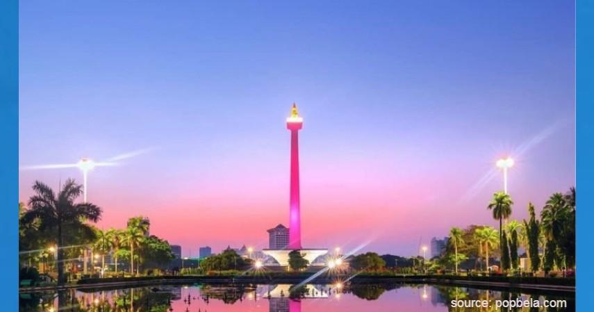 Kota Jakarta - Kota Tertua di Indonesia