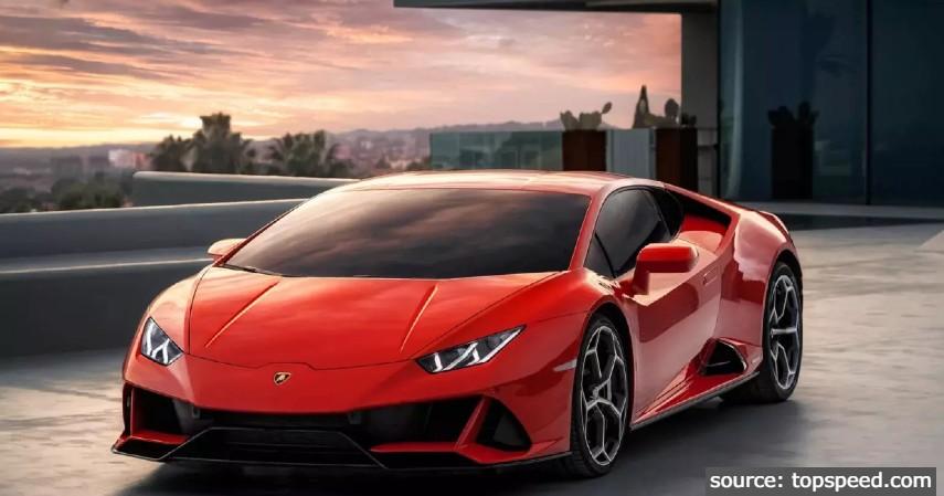 Lamborghini Huracan EVO AWD - Mobil Mewah yang Dijual di Indonesia dengan Harga Selangit