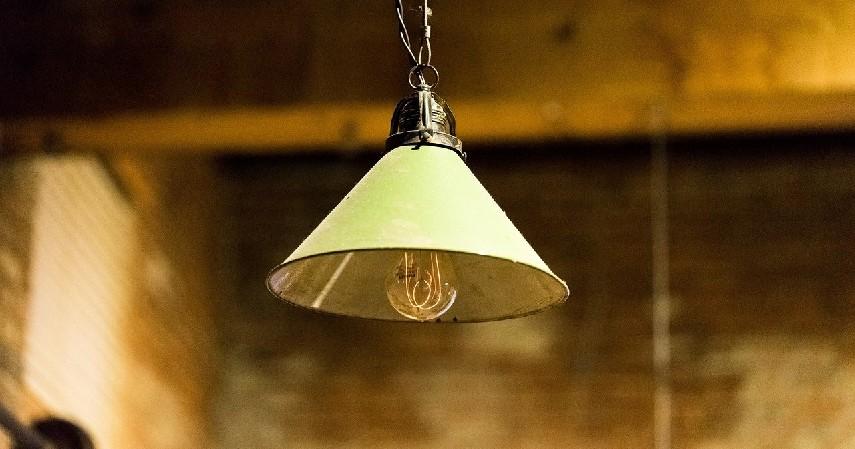 Lampu Hias - Peluang Bisnis Kerajinan Bambu