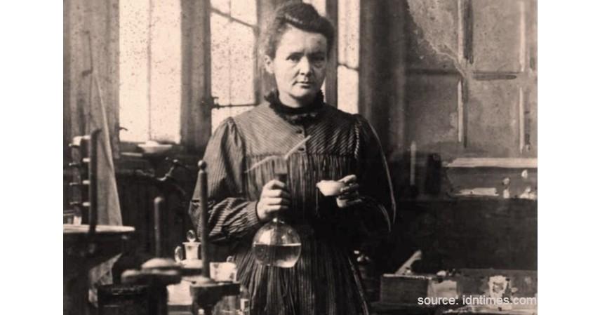 Marie Curie - Wanita Dengan IQ Tertinggi