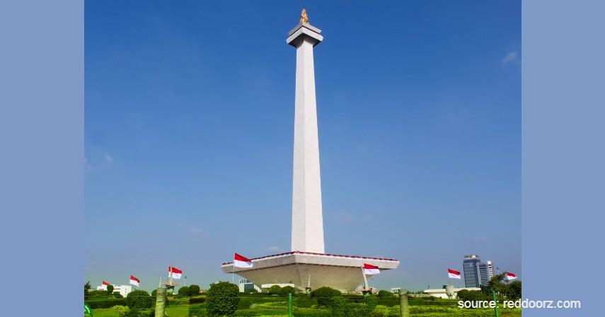 Monumen Nasional - Tempat Ngabuburit Gratis di Jakarta