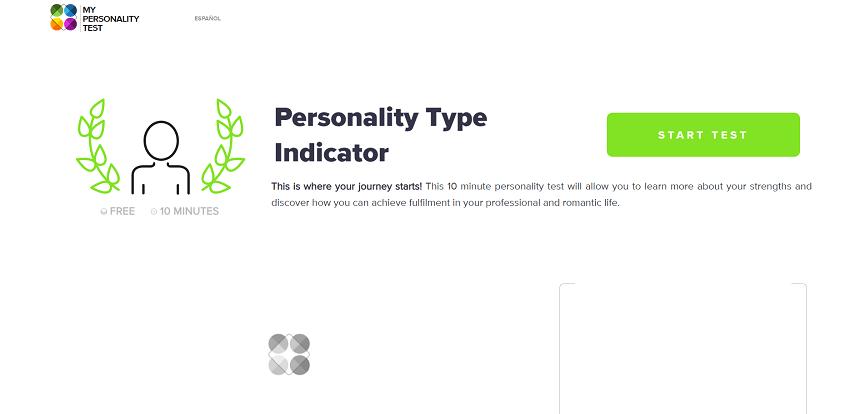 My-Personality-test - 10 Situs Tes IQ Online Gratis dan Resmi yang Wajib Dicoba