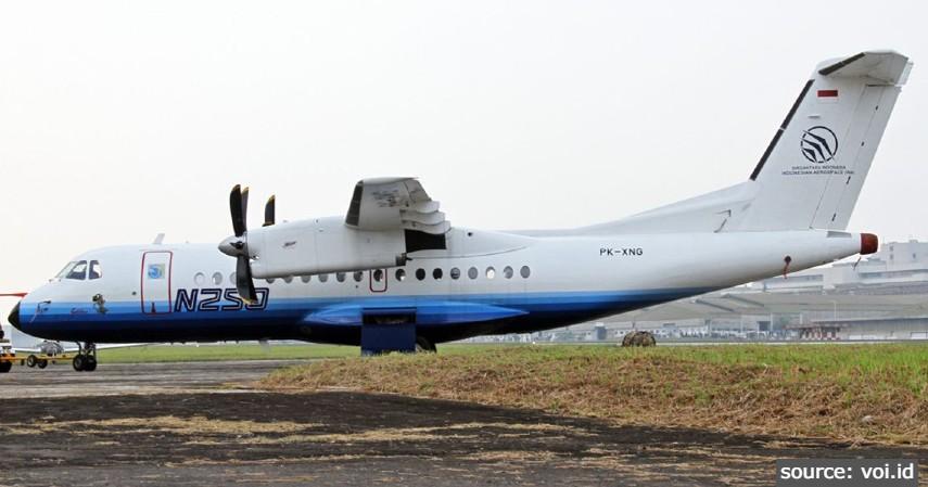 N-250 - 9 Pesawat Buatan Indonesia Terbaik