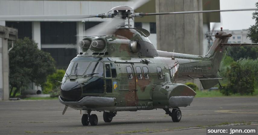 NAS-332 C1+ - 9 Pesawat Buatan Indonesia Terbaik