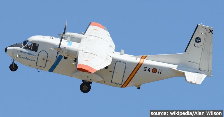 NC-212 - 9 Pesawat Buatan Indonesia Terbaik