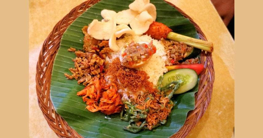 Nasi Padang - Makanan Indonesia yang Mendunia