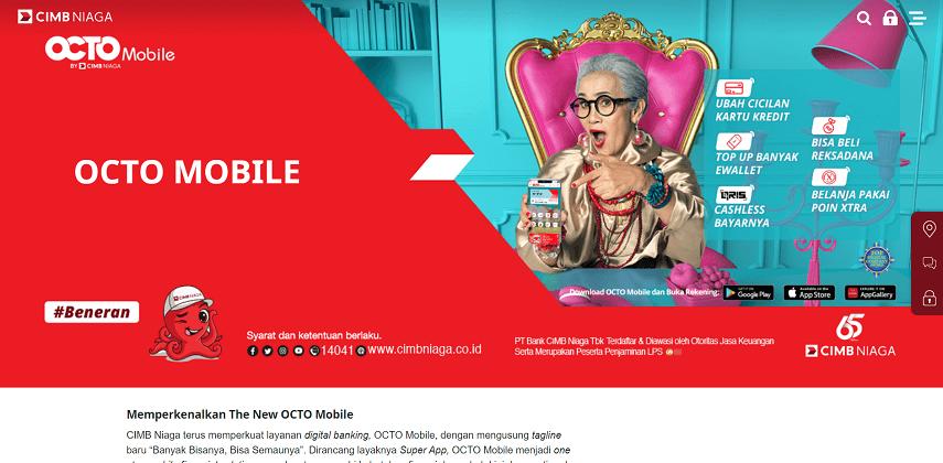 OCTO Mobile - Promo Kartu Kredit CIMB Niaga Bulan April 2021