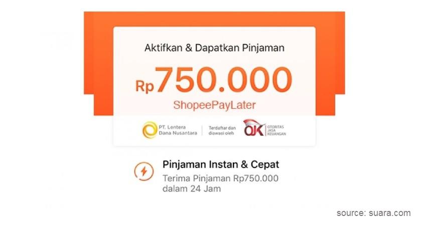 PayLater - Perbedaan Shopee PayLater dan Shopee Pinjam