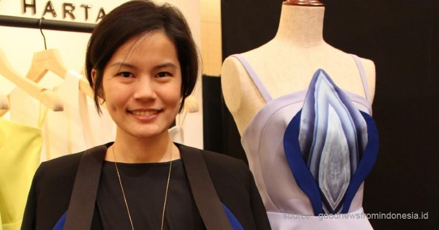 Peggy Hartanto - Desainer Wanita di Indonesia Paling Berpengaruh