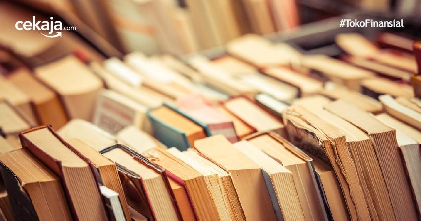 Peluang Bisnis Buku Bekas dengan UangTeman, Berani Mencoba?