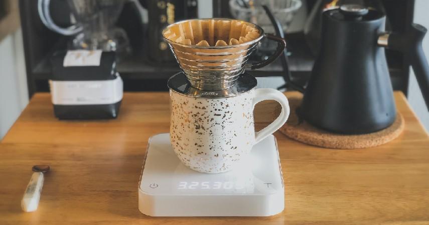 Peralatan Pembuat Kopi - Bisnis Coffee Shop Modal di Bawah Rp20 Juta