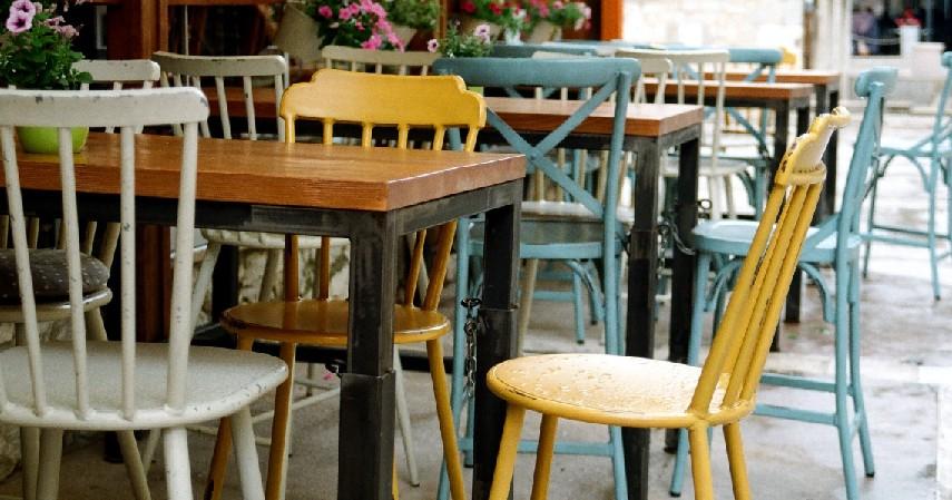 Perlengkapan Kafe - Bisnis Coffee Shop Modal di Bawah Rp20 Juta