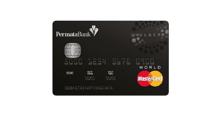 Permata Black World Mastercard - Jenis-Jenis Kartu Kredit Permata Bank yang Bisa Kamu Pilih