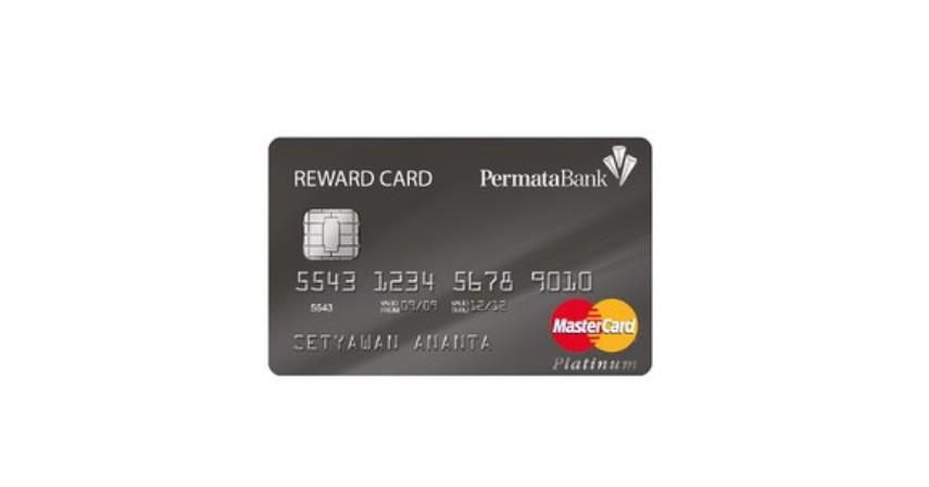 Permata Reward Card - Jenis-Jenis Kartu Kredit Permata Bank yang Bisa Kamu Pilih