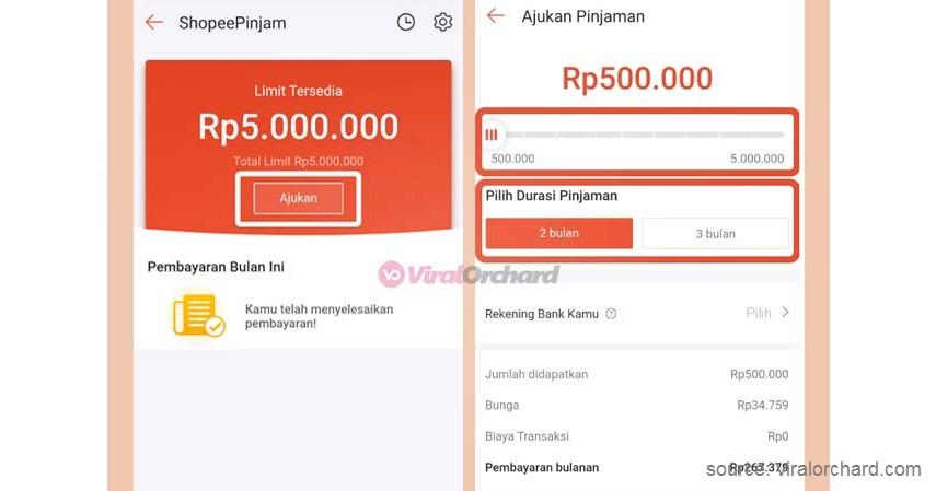 Pinjam - Perbedaan Shopee PayLater dan Shopee Pinjam