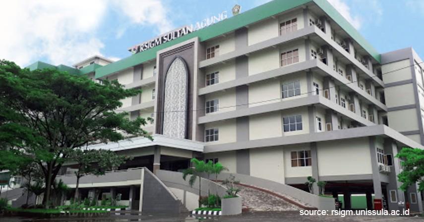 RSIGM Sultan Agung - Rumah Sakit di Semarang untuk Vaksinasi Covid
