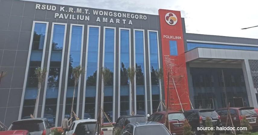 RSUD K.R.M.T. Wongsonegoro - Rumah Sakit di Semarang untuk Vaksinasi Covid