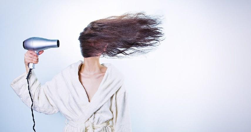 Rambut - Manfaat Sauna Bagi Kesehatan dan Kecantikan