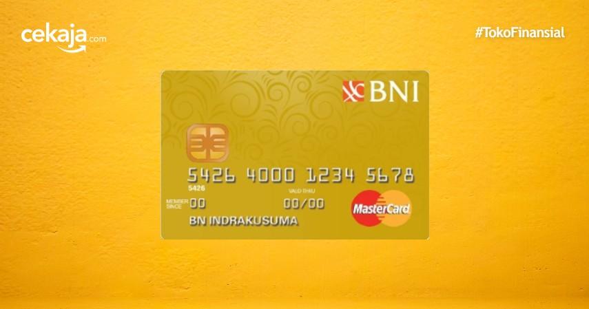 Review Kartu Kredit BNI Mastercard Gold, Tawarkan Banyak Fitur dan Manfaat Menarik