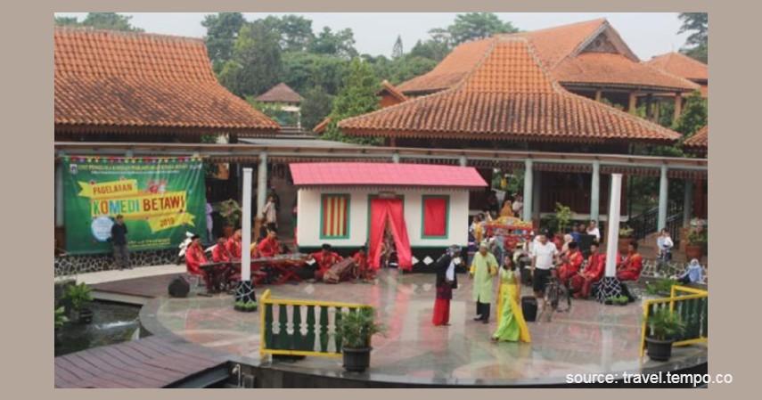 Setu Babakan - Tempat Ngabuburit Gratis di Jakarta