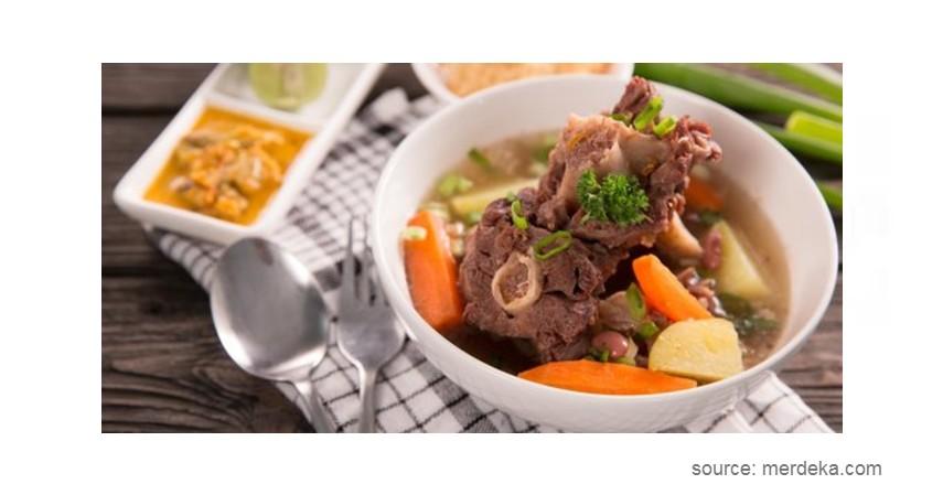 Sop buntut sapi - Makanan Indonesia yang Mendunia